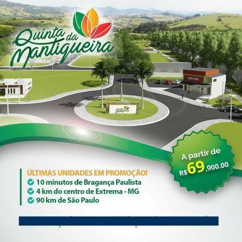 + de 800 lotes em Extrema mg há 110 km de São Caetano aceita carro - Foto 12