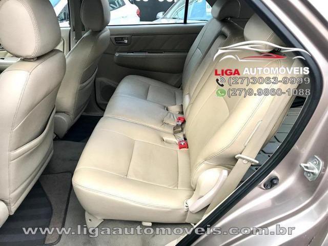 Toyota Hilux Sw4 Srv 4x43.0 Tdi Diesel Aut 2008 Oportunidade - Foto 5