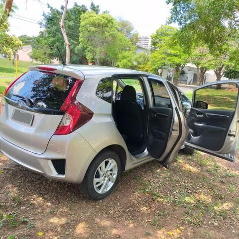 Honda Fit 1.5 CVT Único Dono, Baixa KM - Novíssimo - 2016 - Foto 9