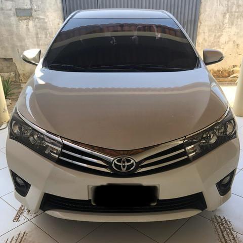 Toyota Corolla Gli Upper 1.8 Flex 16V Aut