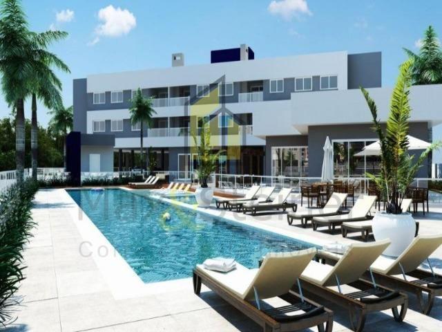 Floripa- Apartamento 2 dorm, espaço garden. alto padrão! * - Foto 14