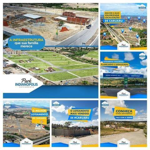 Pronto pra construir - Lote 12x30 - No melhor local de Caruaru - Mensais de 950 reais - Foto 2