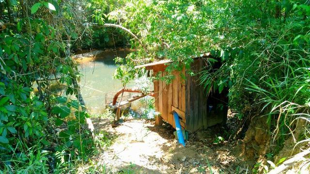 Sítio de 29 hectares com piscicultura formada em Alexânia-GO - Foto 17