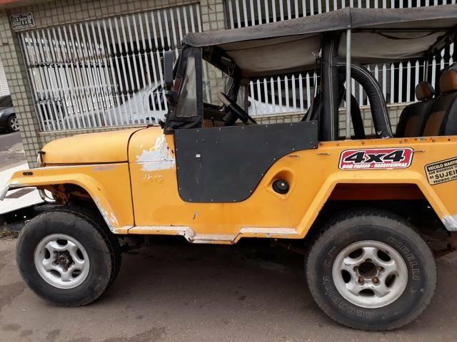 Jeep universal 81 4x4 - Foto 3