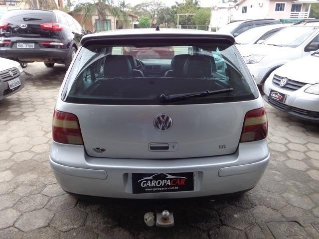 VW - Golf 1.6 Generation Top de linha - 2005 - Foto 7