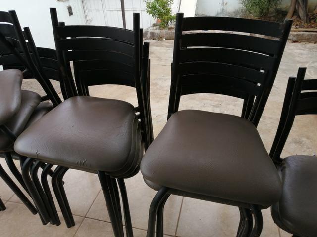 Cadeiras para restaurante e lanchonete - Foto 2