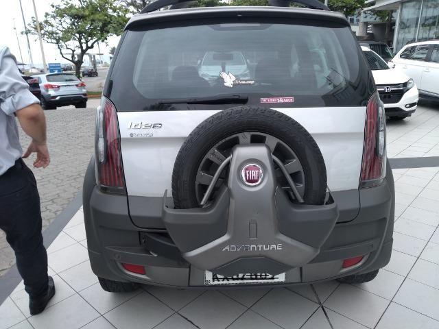 Fiat Idea Adventure C/ Gnv = Financiamento na hora - Foto 6