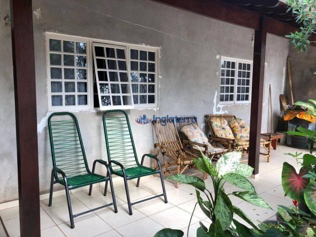 Casa à venda, 99 m² por r$ 320.000,00 - conjunto cafezal 1 - londrina/pr - Foto 3