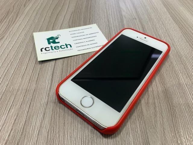 IPhone 5s Prata 32 Gb Em Ótimo Estado