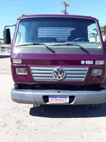 Caminhão com cabine suplementar - Foto 2