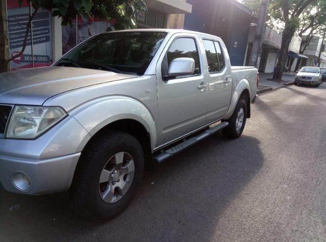 Vendo ou Troco Nissan Frontier