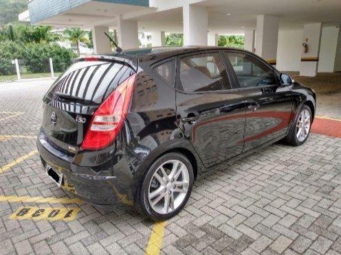 Hyundai i30 top teto 10 airbags