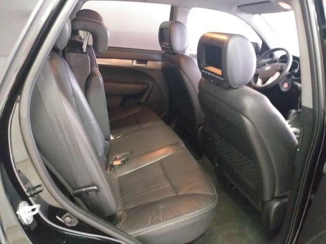 Kia Sorento 2.4 troco e financio aceito carro ou moto maior ou menor valor - Foto 9