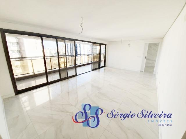 Apartamento na Aldeota alto padrão, 1 por andar e lazer completo Abelardo Pompeu - Foto 5
