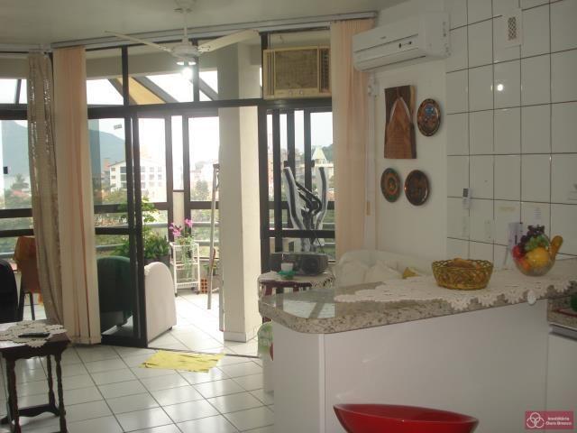 Apartamento à venda com 1 dormitórios em Ingleses do rio vermelho, Florianopolis cod:335 - Foto 4