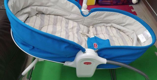 Cadeira de Descanso 3 em 1 para Bebês até 18 kg - Tiny Love<br><br> - Foto 6