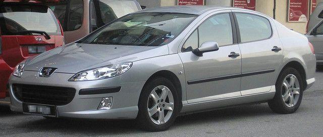 Peças Peugeot 407 2.0 sedan. Sucata somente peças