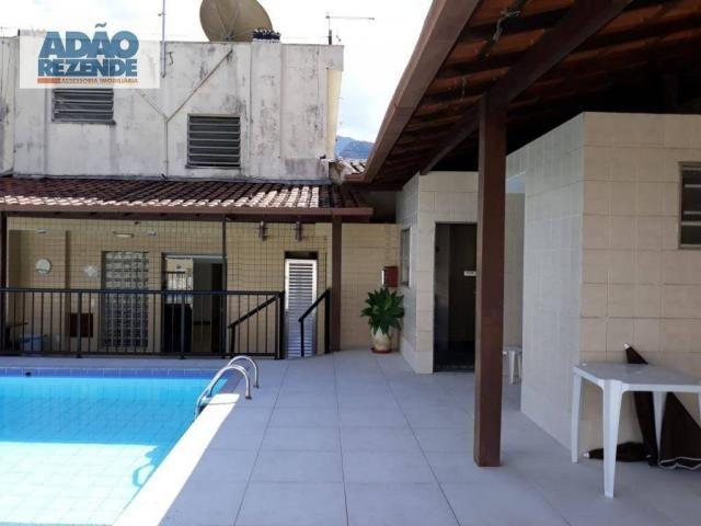 Apartamento com 1 dormitório à venda, 55 m² - Alto - Teresópolis/RJ - Foto 15