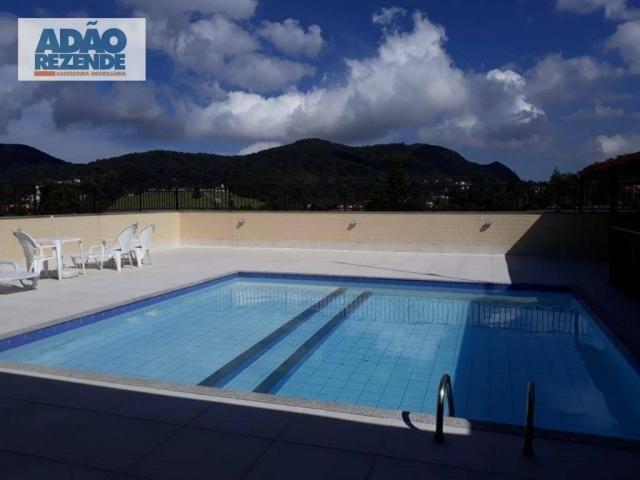 Apartamento com 1 dormitório à venda, 55 m² - Alto - Teresópolis/RJ - Foto 16
