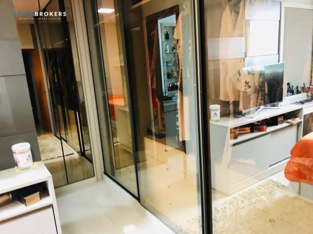Apartamento no Edifício Jardim D América com 3 suítes à venda, 134 m² por R$ 800.000 - Jar