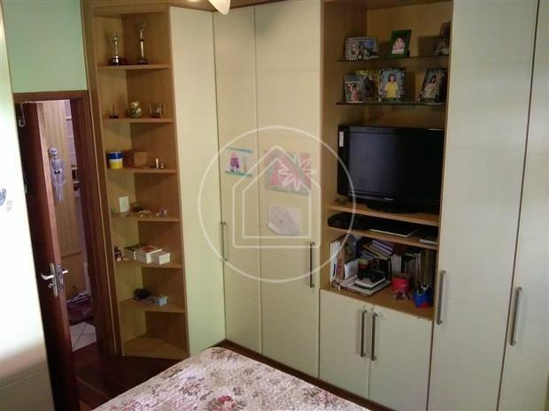 Casa de condomínio à venda com 3 dormitórios em Santa rosa, Niterói cod:880906 - Foto 12