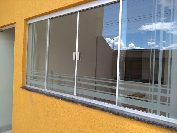 Casa com 2 quartos - Bairro Jardim Balneário Meia Ponte em Goiânia - Foto 6