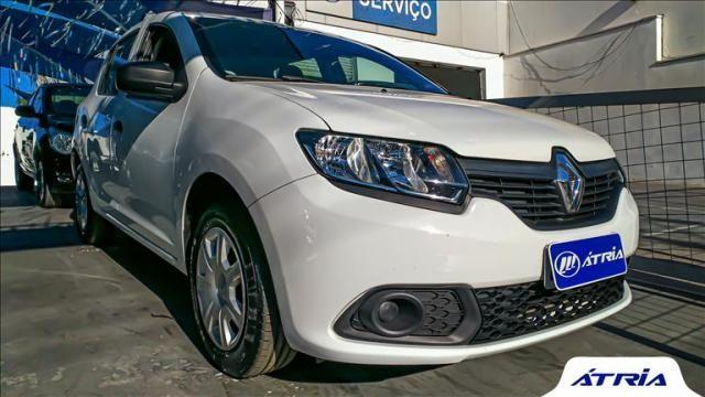 Renault Sandero 1.0 12v Sce Authentique - Foto 2