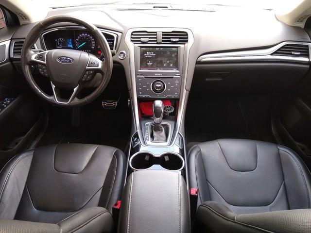 Ford Fusion 2.0 Titanium - Foto 4