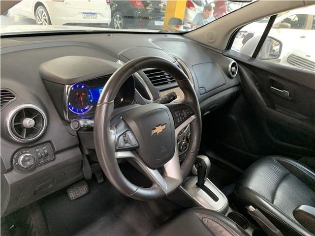 Chevrolet Tracker 1.8 mpfi ltz 4x2 16v flex 4p automático - Foto 8