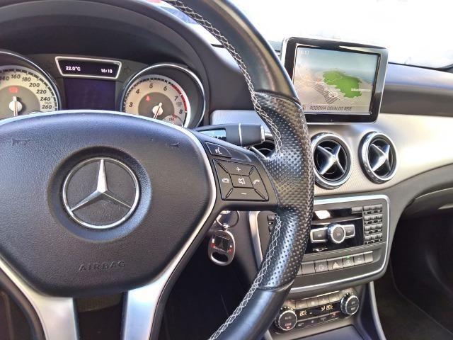 Mercedes-Benz Gla 250 2.0 16v Turbo Gasolina Vision 4p Automático - Foto 8