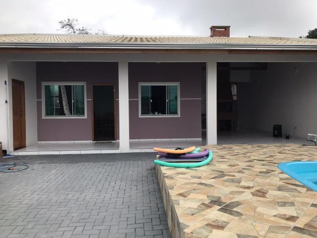 Casa com piscina em Itapoá SC