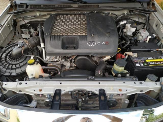 Toyota hilux 2013 3.0 srv 4x4 cd 16v turbo intercooler diesel 4p automÁtico - Foto 15