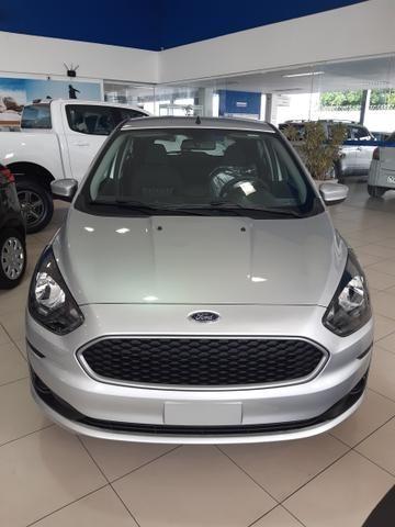 Oportunidade. Novo Ford Ka Hatch SE 1.0 Flex. Imperdível. Confira: