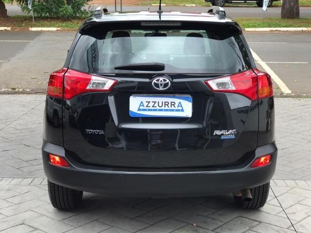 Toyota rav4 2.0 4x2 16v gasolina 4p qutomático 2015 - Foto 5