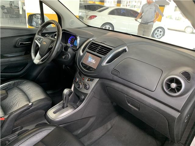 Chevrolet Tracker 1.8 mpfi ltz 4x2 16v flex 4p automático - Foto 6