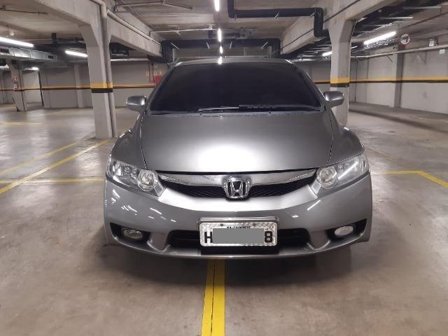 Honda Civic lxs automático - Foto 2