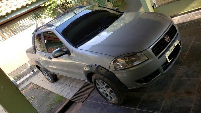 Fiat strada cabine dupla 1.4 flex working - Foto 11