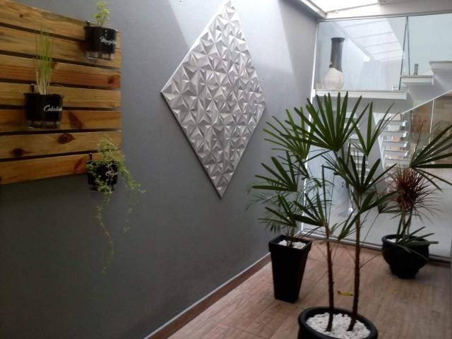 Casa Duplex 260m2 Pé Direito Duplo 3 Dorms 2 Suítes,Ar Condicionado,Área Gourmet,Piscina - Foto 7