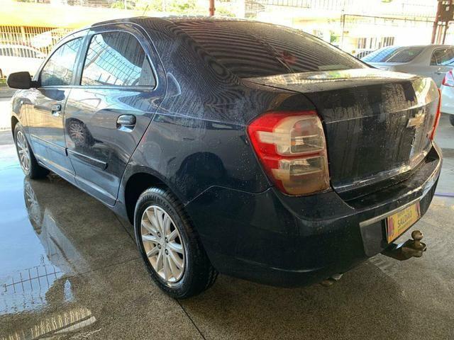Chevrolet Cobalt LT - 2013 - Gnv - Oportunidade - Foto 4
