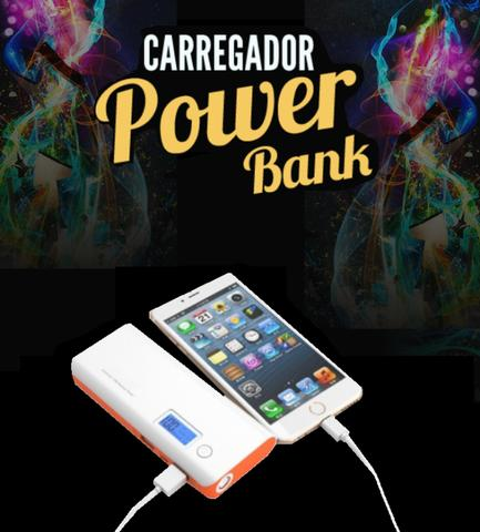 Carregador Portátil Power Bank