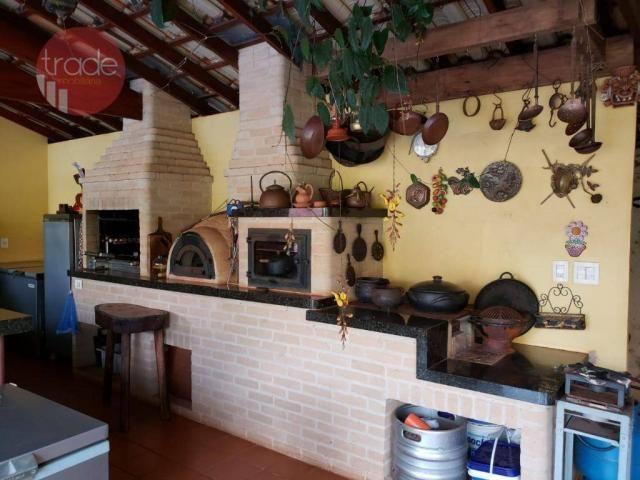CASA ALTO PADRÃO CONDOMINIO EM CRAVINHOS - Foto 4