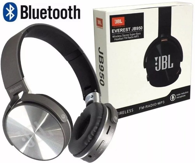 Fone Bluetooth JBL Everest Headset - 950bt - Foto 3