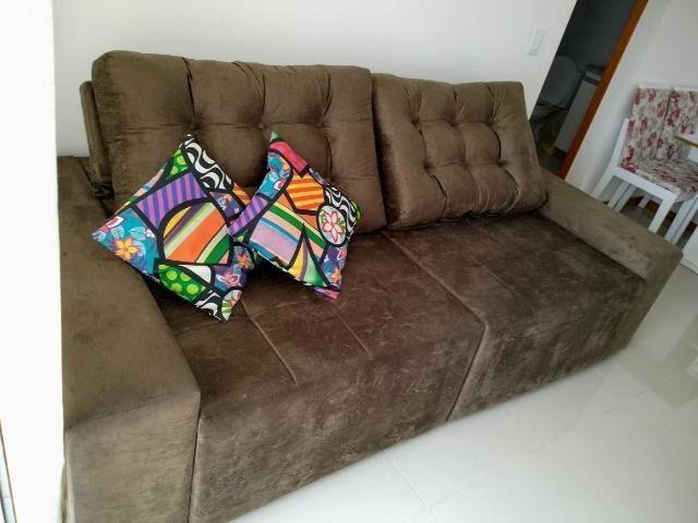Sofa Erica - retrátil e reclinável - pronta entrega ...
