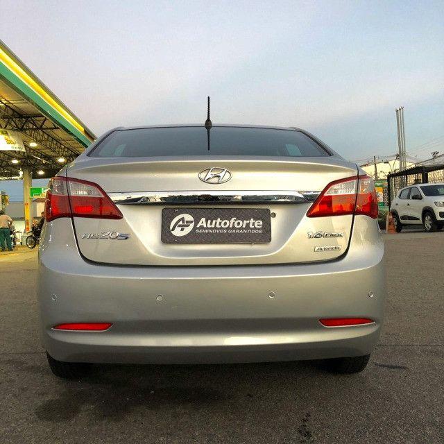 Hyundai HB20S 1.6 Automático Extra - $ 43.990 - Foto 8