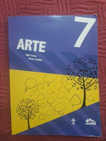 Dois kits de livros 7° ano Adventista.  - Foto 5