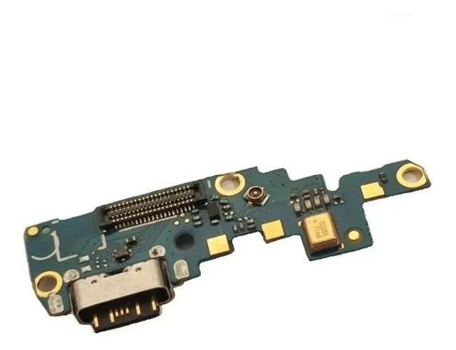 Conector de carga nokia x6 e 6.1 PLUS ta-1099 ta-1093 dock usb c - Foto 2