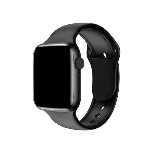 Smartwatch Relógio Iwo 12 Lite Pro W26 Tela Infinita Original - Foto 4