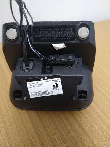 Telefone s/ fio Intelbras TS3110 - Foto 4