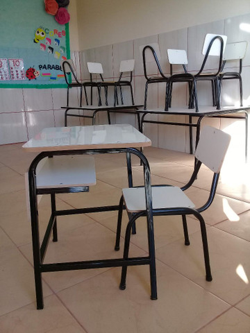 Móveis Escolares infantil (fábrica)  - Foto 4