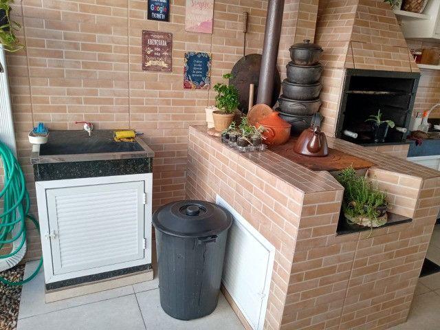 Casa com 3 dormitórios e piscina para temporada no Perequê em Porto Belo - Cód. 88AT - Foto 13
